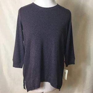 Style&Co 3/4 sleeve T-shirt